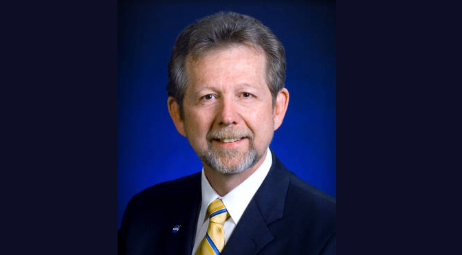 Dr. Jim Green will serve as NASA Chief Scientist beginning May 1, 2018. Credit: NASA Image credit: None