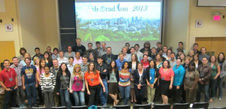 2013 AbGradCon Attendees