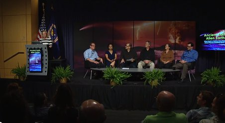 Leading scientific experts were convened at NASA Headquarters on August 20th to discuss early Earth and how studying it can inform our search for life elsewhere in the Universe.