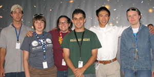 "2010 <span class=""caps"">GCA</span> Astrobiology Summer Interns"