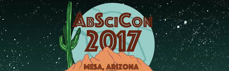 Abstracts and Student Travel Grant Applications are due January 18, 2017. Opportunities are also available to be a mentor at AbSciCon 2017. Image credit: None