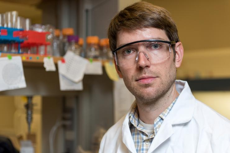 Will Ratcliff makes Popular Science's 2016 Brilliant 10 List. Image source: Georgia Tech Image credit: None