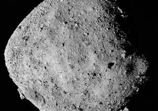 This is a mosaic image of asteroid Bennu, from NASA's OSIRIS-REx spacecraft. The discovery of sugars in meteorites supports the hypothesis that chemical reactions in asteroids – the parent bodies of many meteorites – can make some of life's ingredients.