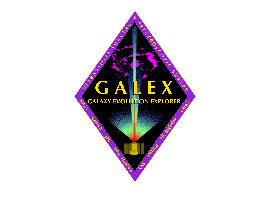 GALEX mission patch