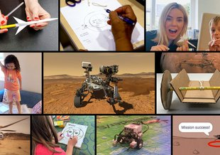 The Mission to Mars Student Challenge provides a fun and engaging way for students everywhere to join NASA as the Mars 2020 Perseverance rover lands on the Red Planet on Feb. 18, 2021.