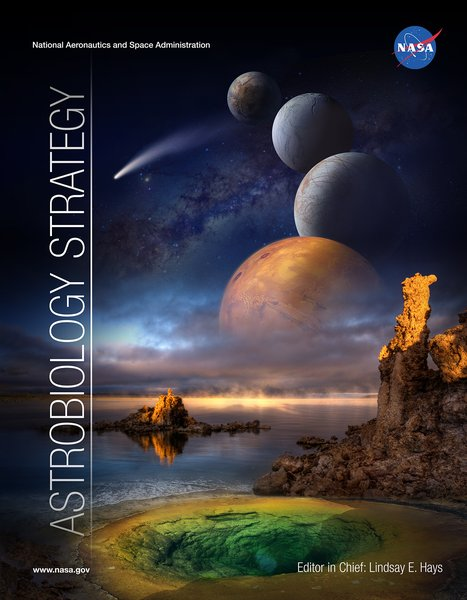 the next decade of astrobiology news astrobiology
