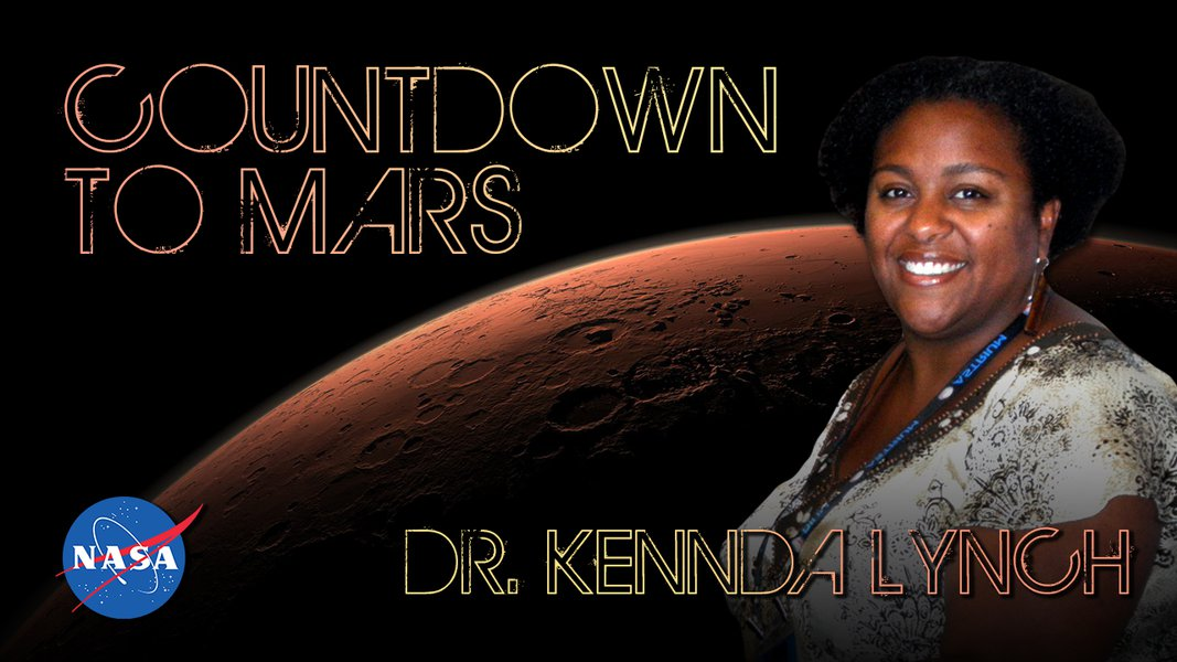 Countdown to Mars! with Dr. Kennda Lynch