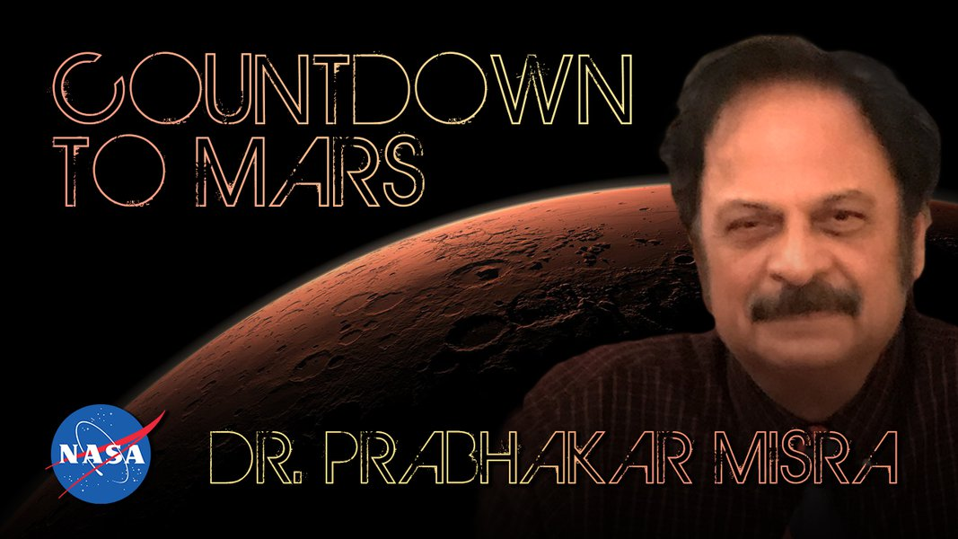 Countdown to Mars! with Dr. Prabhakar Misra