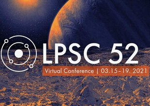 The all-virtual LPSC 52 will be held March 15-19, 2021.