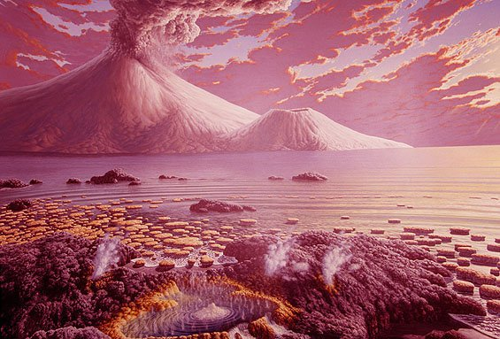 New Theory on the Origin of Life on Earth | News | Astrobiology