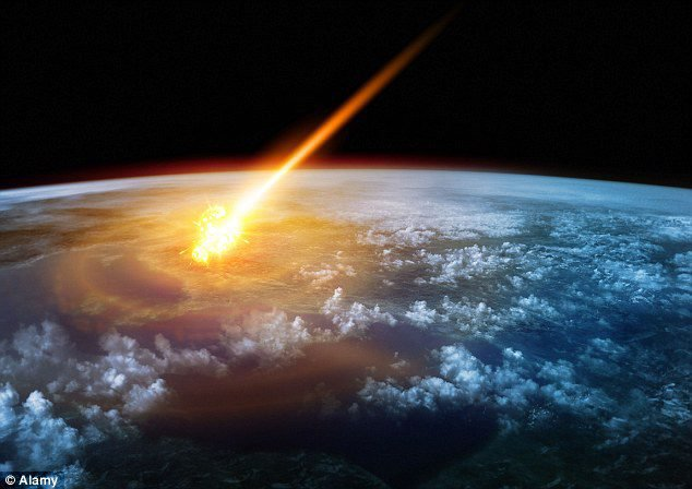 "Early Earth, like early Mars and no doubt many other planets, was bombarded by meteorites and comets. Could they have arrived with ""living"" microbes inside them?"