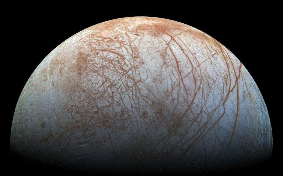 NASA's Europa Clipper mission is being designed to fly by the icy Jovian moon multiple times and investigate whether it possesses the ingredients necessary for life.
