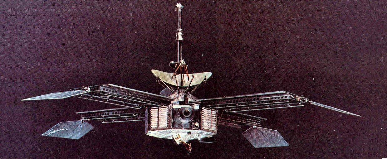 Mariner 4 | Missions | Astrobiology