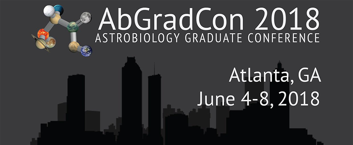 AbGradCon 2018 will be hosted by Georgia Institute of Technology in Atlanta, GA from June 4-8, 2018. The deadline for applications is Feb 5, 2018.