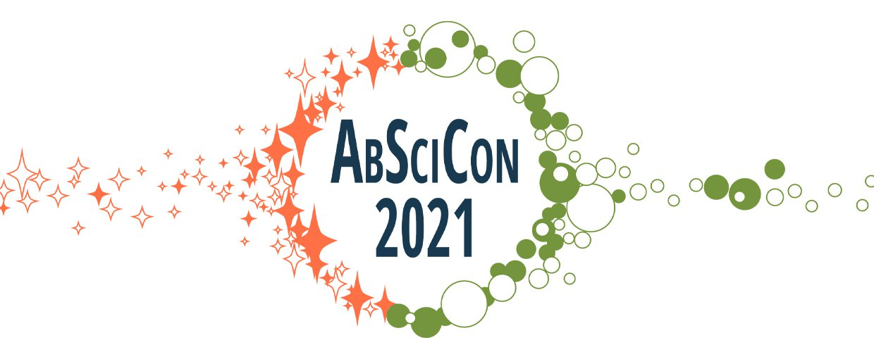AbSciCon 2021 will be held May 9-14 in Atlanta, GA.
