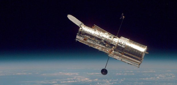 The Hubble Space Telescope. Image Credit: NASA