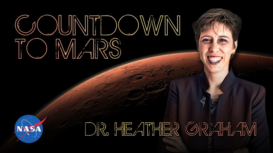 Countdown to Mars! with Dr. Heather Graham