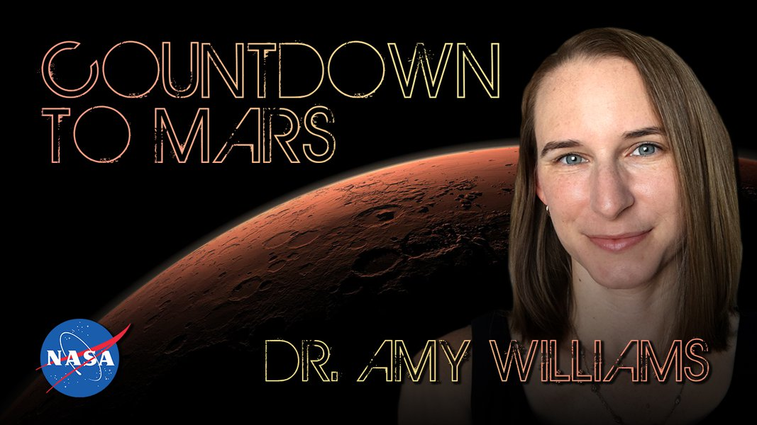 Countdown to Mars! with Dr. Amy Williams