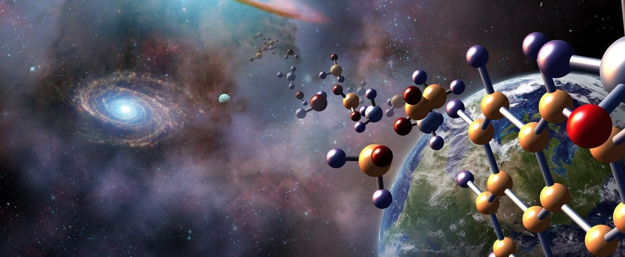 "The molecules shown, called quinones, are potentially significant for the ""origin of life"" or the habitability of planets."