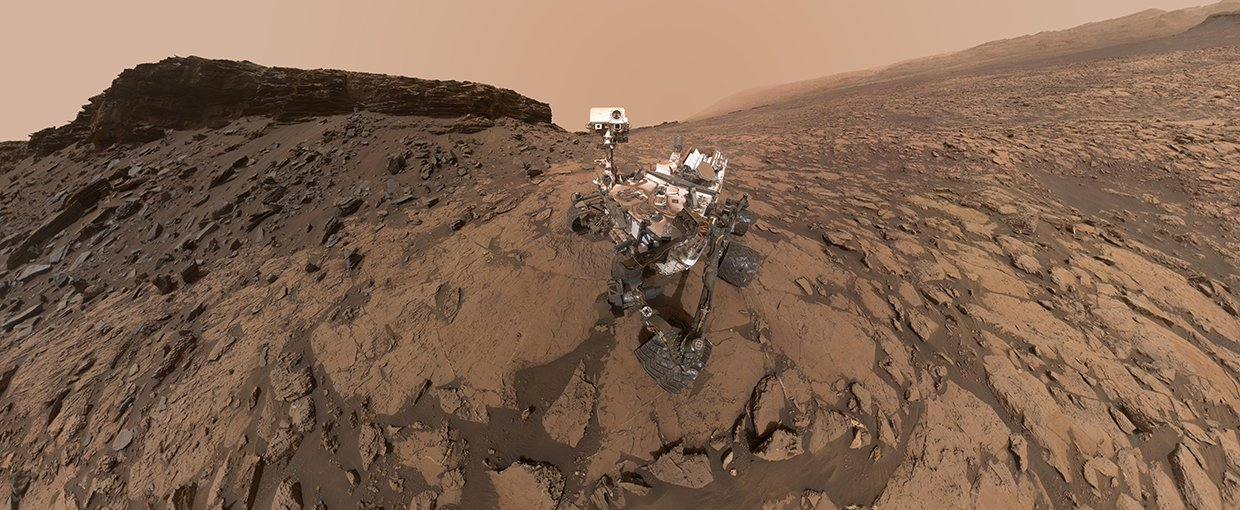 Has NASA's Curiosity rover taken dormant microbes to Mars?