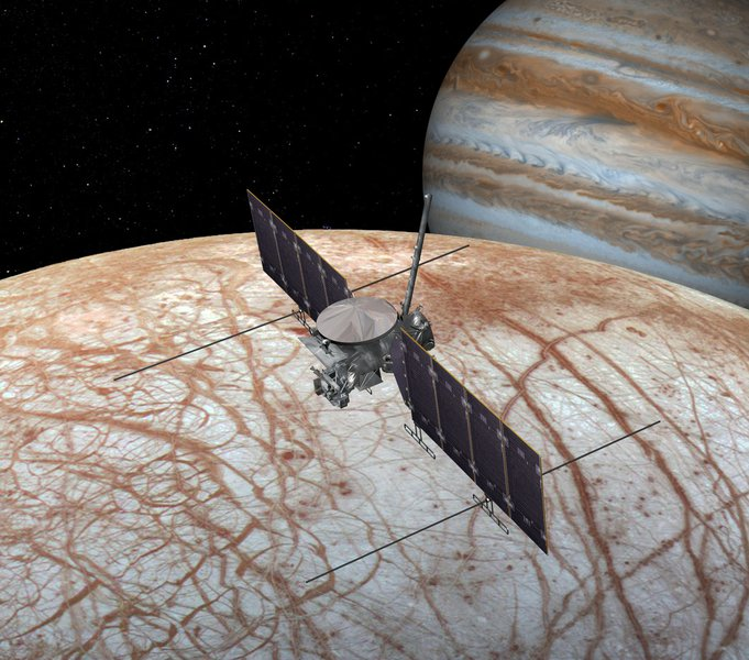 Future missions to Jupiter's moon Europa will look for signs that life exists in its ocean. Can computational biology and artificial life help inform scientists about what biomarkers to look for?