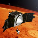 NASA's MAVEN mission is observing the upper atmosphere of Mars to help understand climate change on the planet.
