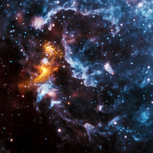 A Star's Birth Holds Early Clues to Life-Potential   News ...
