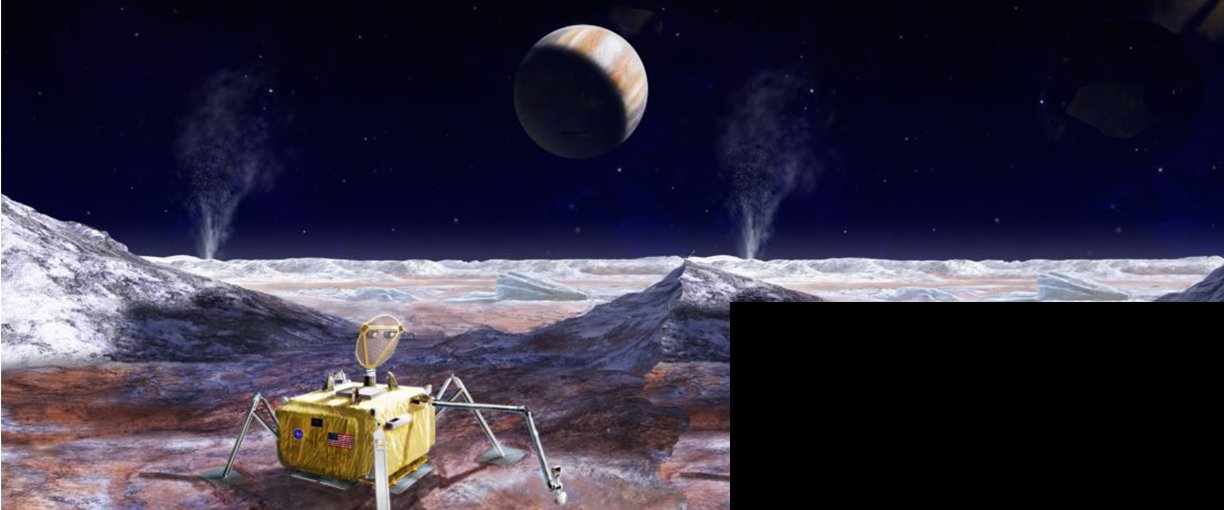 Life-Detecting Lander for Europa. NASA Panel Supports a Lander that would follow on the Europa Clipper orbiter mission that is scheduled to launch in the 2020s.