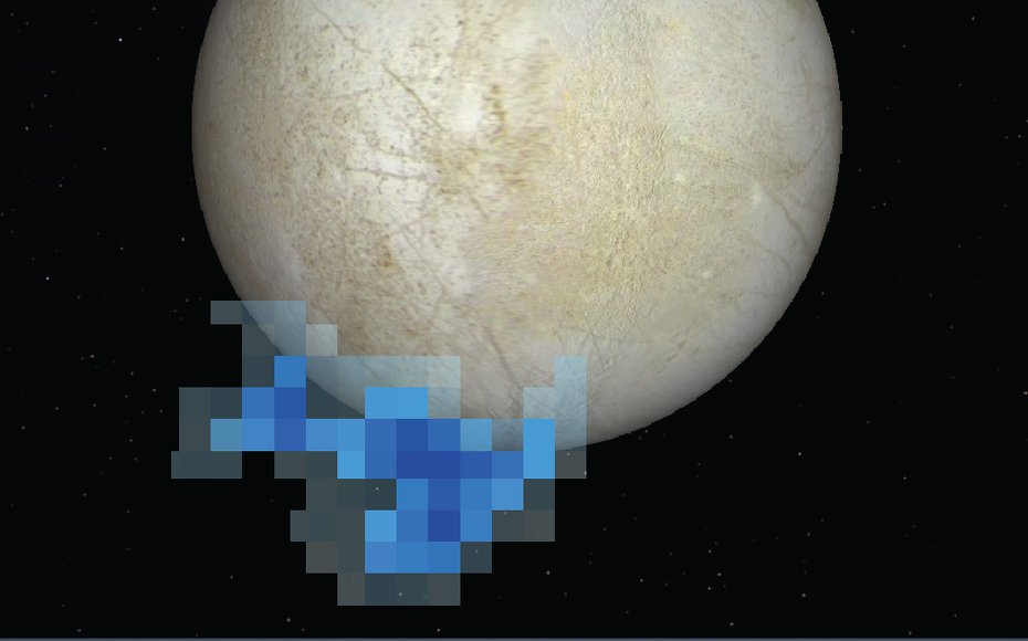Ultraviolet Spectrograph/Europa.