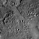 Volcanism has played a critical role in shaping Mercury's surface.