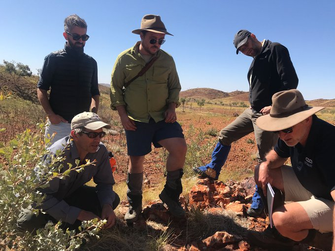 Scientists with NASA's Mars 2020 mission and the European-Russian ExoMars mission traveled to the Australian Outback to hone their research techniques before their missions launch to the Red Planet in the summer of 2020.