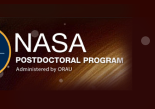 NASA Postdoctoral Program (http://nasa.orau.org/postdoc/)