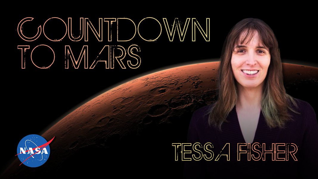 Countdown to Mars! with Tessa Fisher