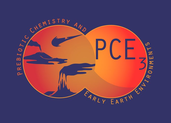 The Prebiotic Chemistry and Early Earth Environments (PCE<sub>3</sub>) Consortium