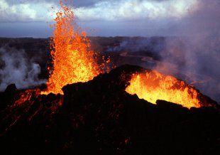 Volcanism could have provided the sulfate that did the job of oxygen in recycling phosphorus.