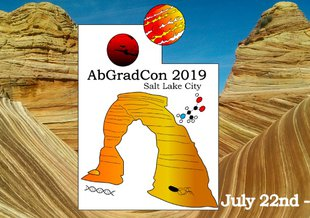 AbGradCon 2019 will be held from July 22-26 at the University of Utah in Salt Lake City, Utah.