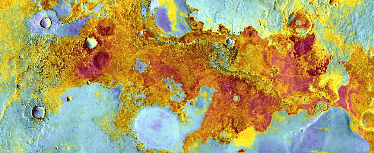 Meridiani Planum. Image Credit: NASA/JPL-Caltech/Arizona State University