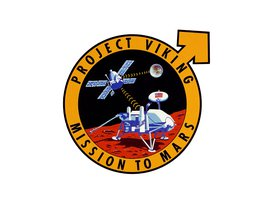 Project Viking mission patch.